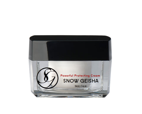 Powerful Protecting Cream - SNOW GEISHA SKINCARE