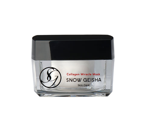 Collagen Miracle Mask - SNOW GEISHA SKINCARE