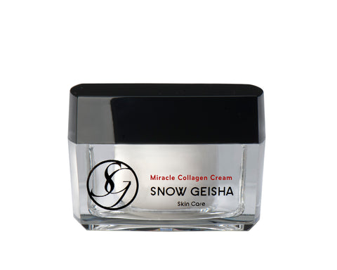 Miracle Collagen Cream - SNOW GEISHA SKINCARE