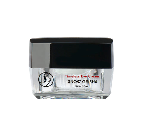 The Timeless Eye Cream - SNOW GEISHA SKINCARE