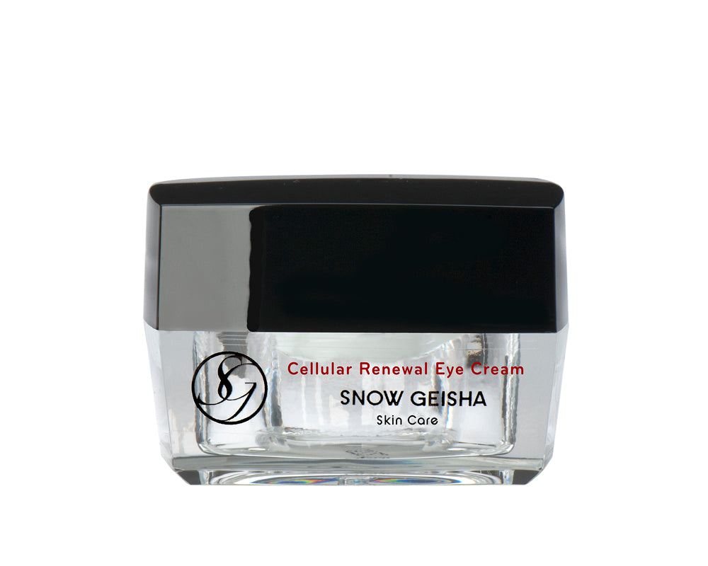 Cellular Renewal Eye Cream - SNOW GEISHA SKINCARE