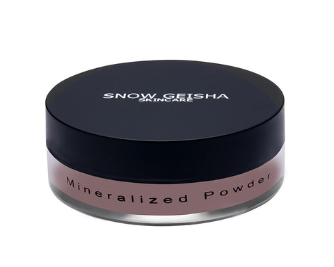 Mineralized Powder 'COPPER' - SNOW GEISHA SKINCARE