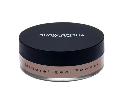 Mineralized Powder 'TAN' - SNOW GEISHA SKINCARE