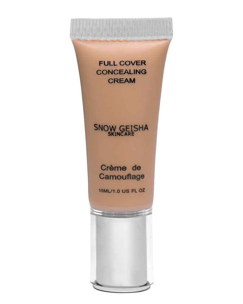 Full Cover Concealing Cream '112' - SNOW GEISHA SKINCARE
