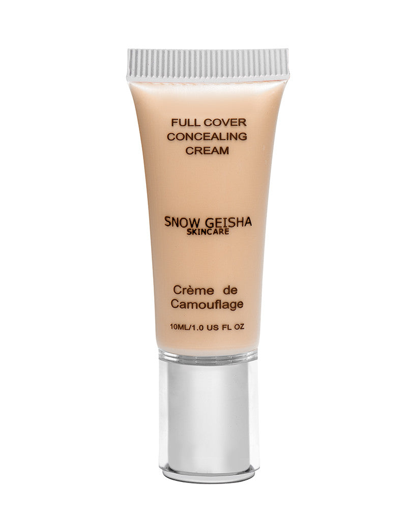 Full Cover Concealing Cream '101' - SNOW GEISHA SKINCARE