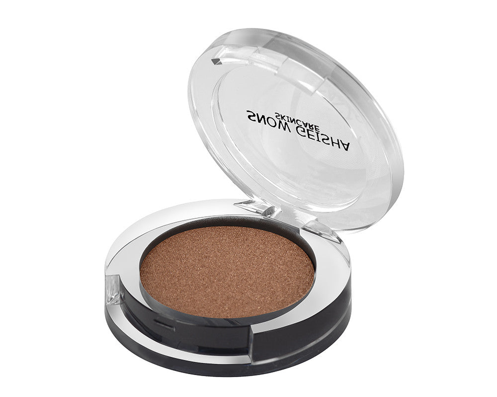 Eyeshadow 'HINT OF RUST' - SNOW GEISHA SKINCARE