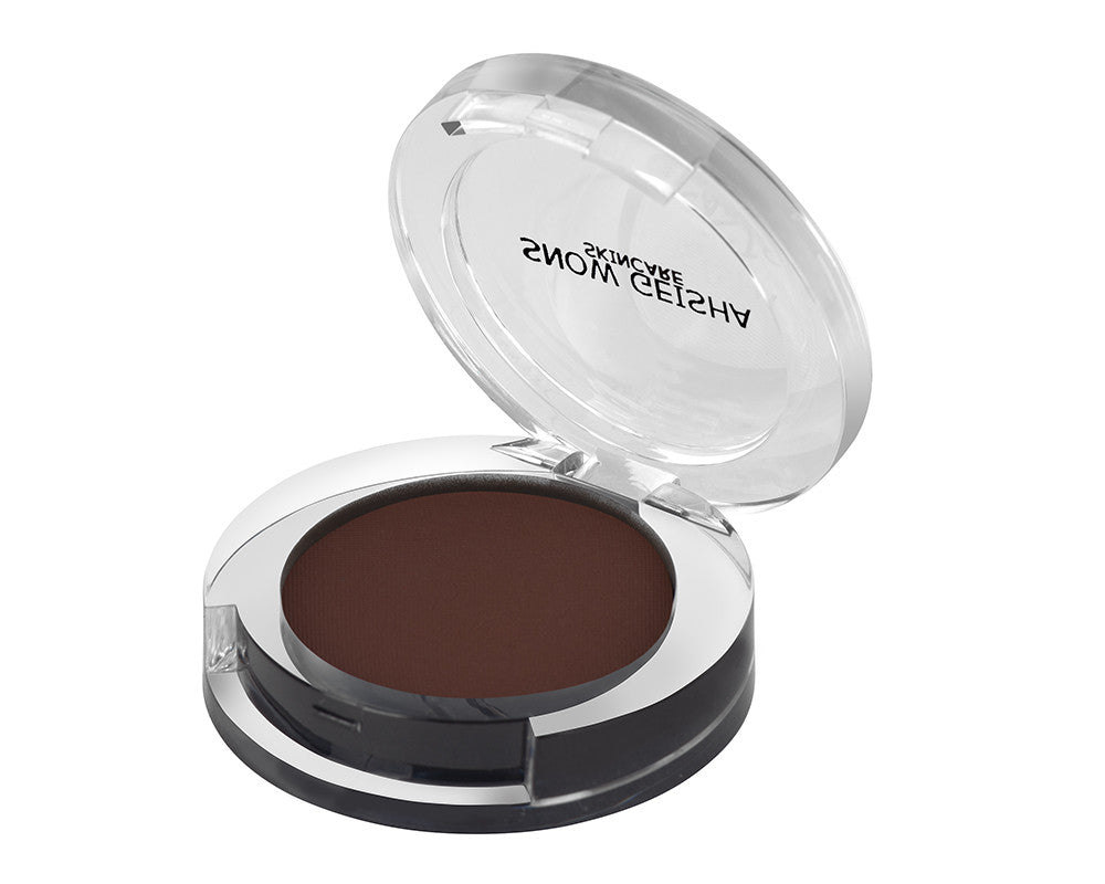 Eyeshadow 'COFFEE BEAN' - SNOW GEISHA SKINCARE