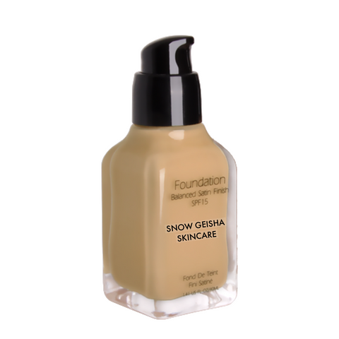 Balanced Satin Finish Foundation SPF 15 '110'