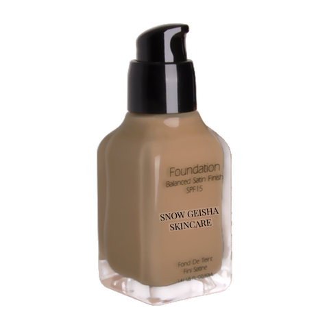Balanced Satin Finish Foundation SPF 15 '120'
