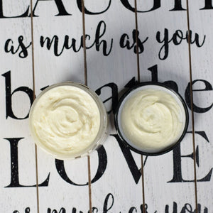 Lemongrass scent Whipped Shea Butter