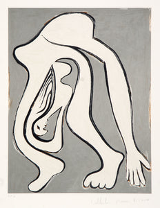 Pablo Picasso, Femme Acrobate, J-137, Lithograph on Arches Paper