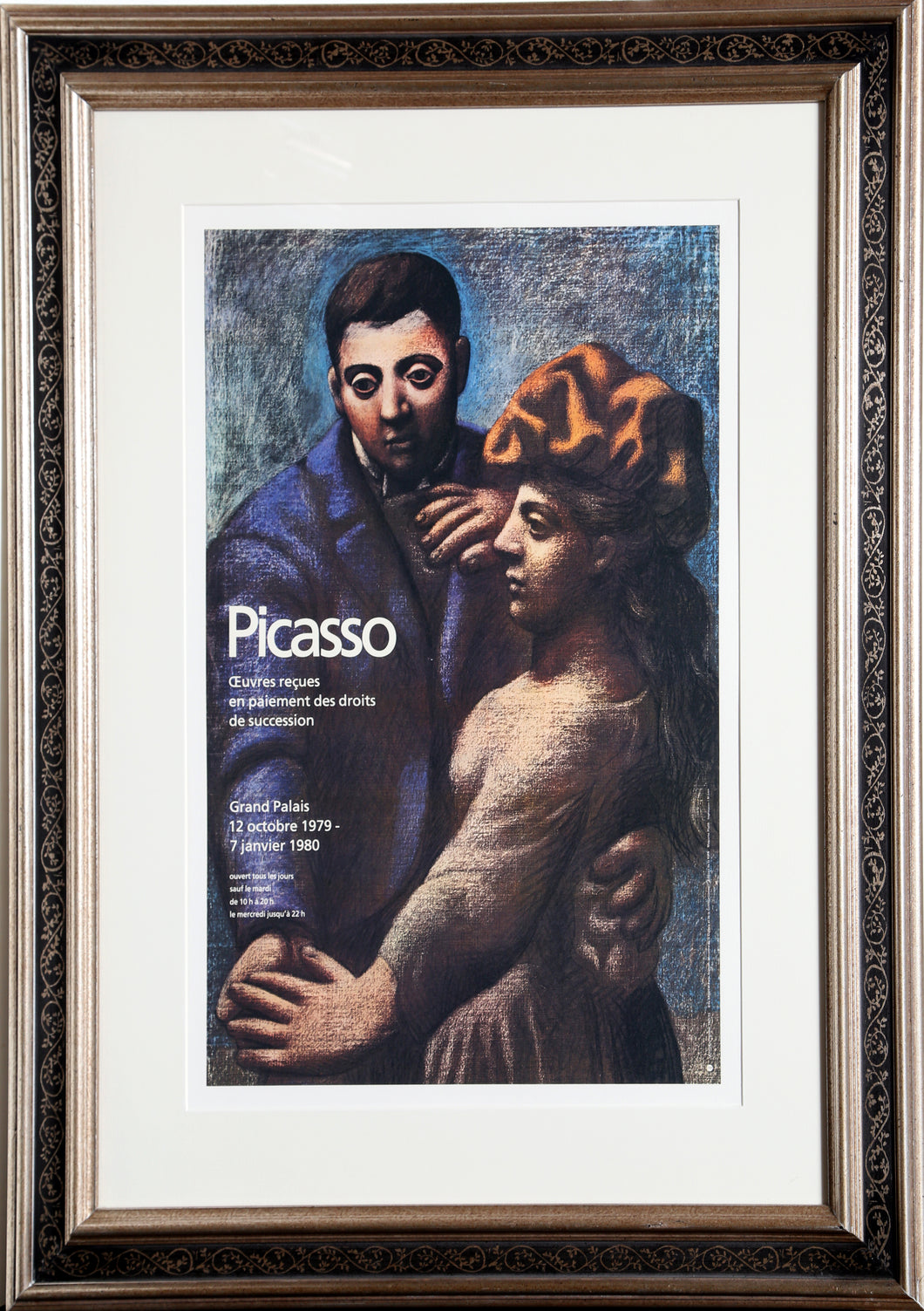 Pablo Picasso, Le Danse Villageoise, Offset Lithograph on Arches