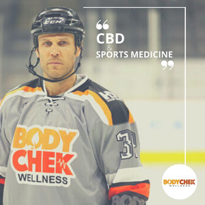CBD & Sports Medicine by Riley Cote