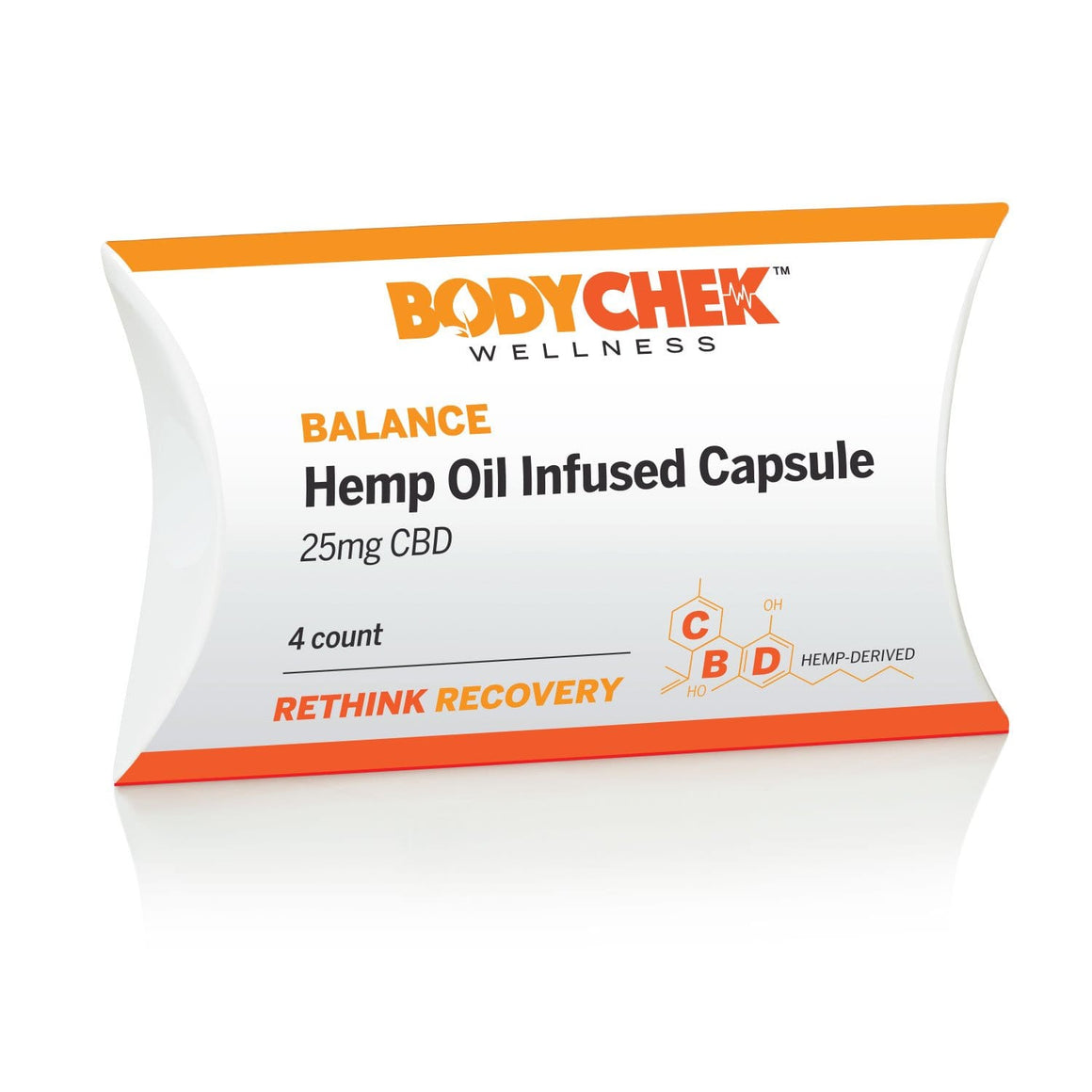 BALANCE Trial Size CBD Infused Capsules