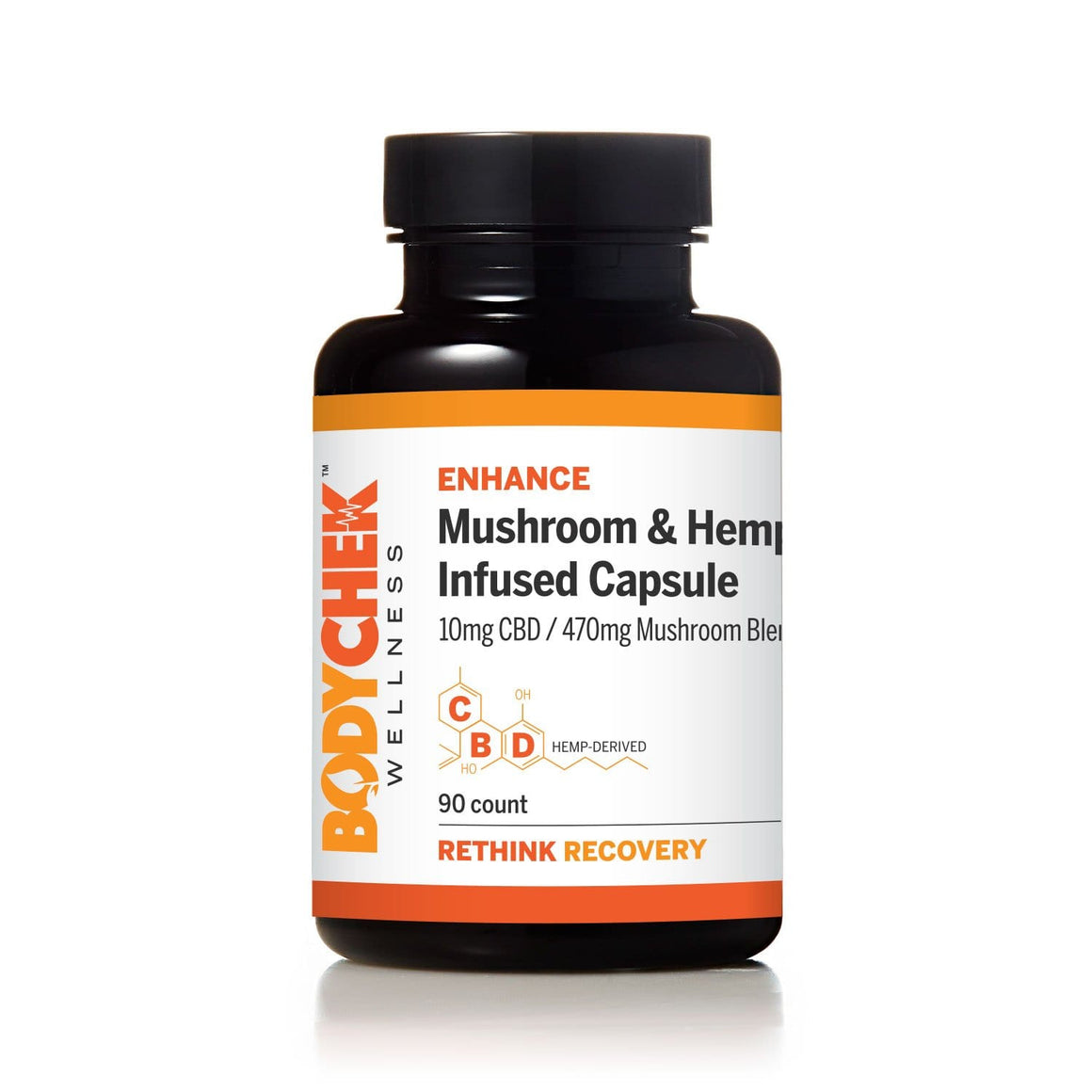 ENHANCE Mushroom Infused Blend Capsules