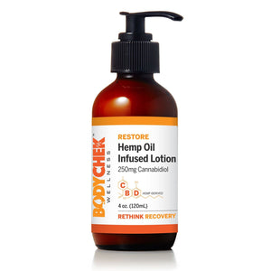 RESTORE Hemp Oil Infused Lotion