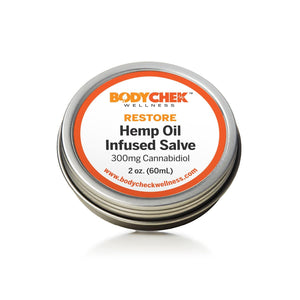 RESTORE Hemp Oil Infused Salve 300mg