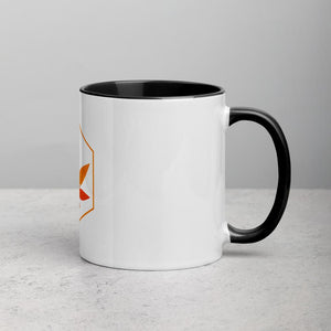 BodyChek Wellness Coffee Mug with Color Inside
