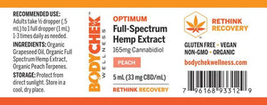 OPTIMUM Trial Size Peach 5ml