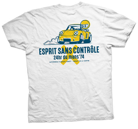 LeMans Spirit Tee
