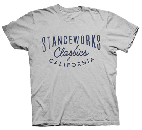 StanceWorks Classics Heather Tee