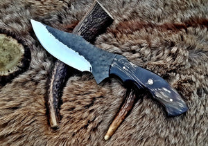 Custom Handmade Hand Forged 1095 High Carbon Steel Hunting Knife