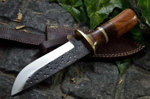 1095 High Carbon Hand Forged Custom Handmade Knife