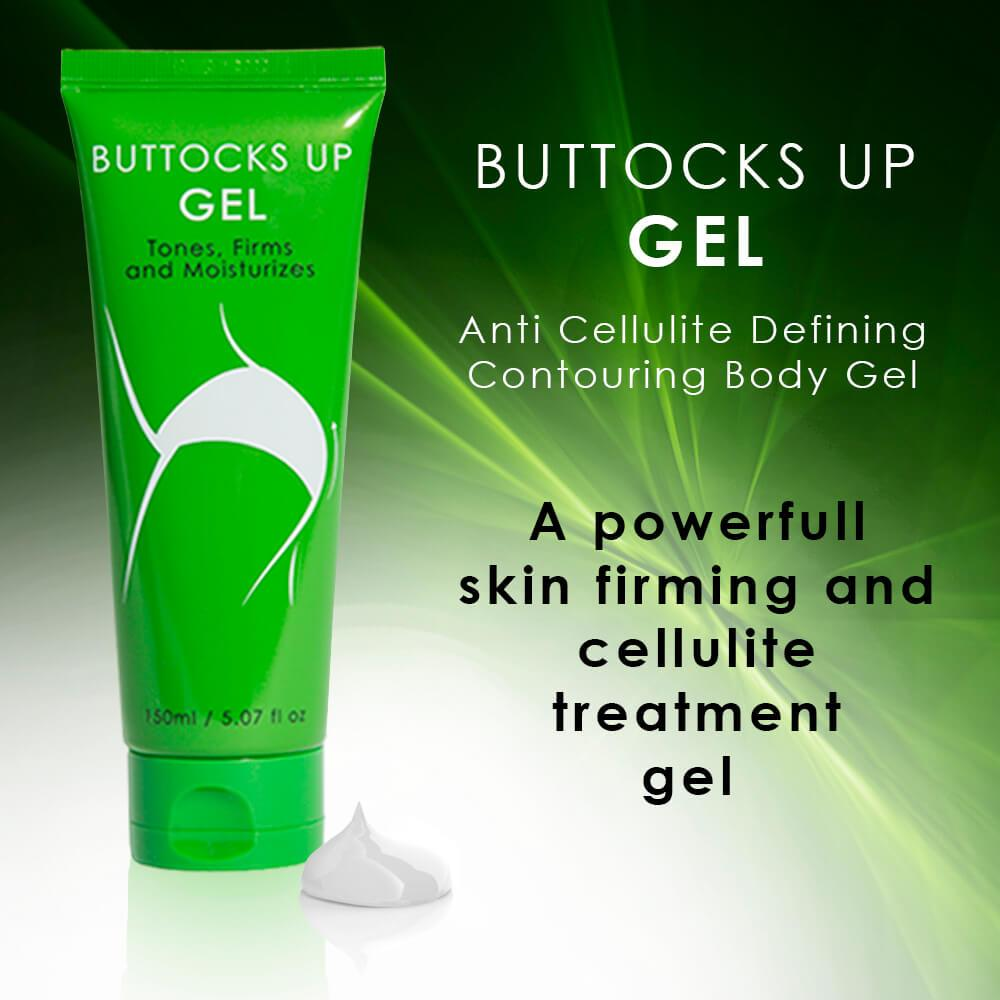 Anti cellulite defining contouring body gel - Medactiveshop
