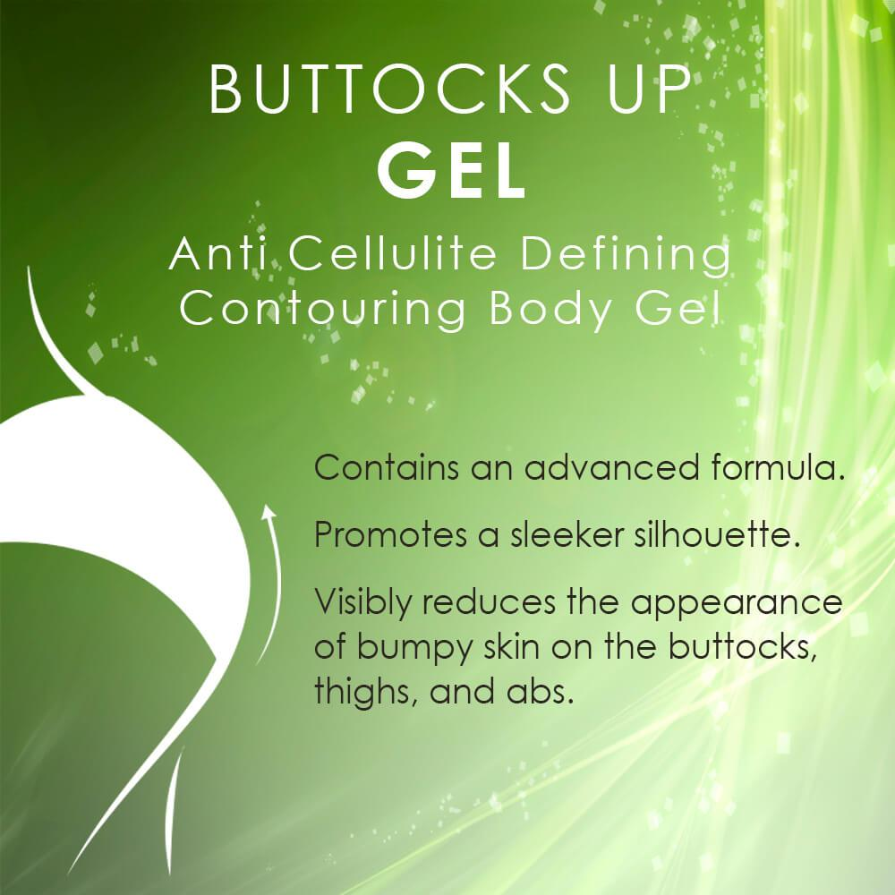 Hip Gel Buttocks Up Cream enhance look of the hips and butt area - Medactiveshop