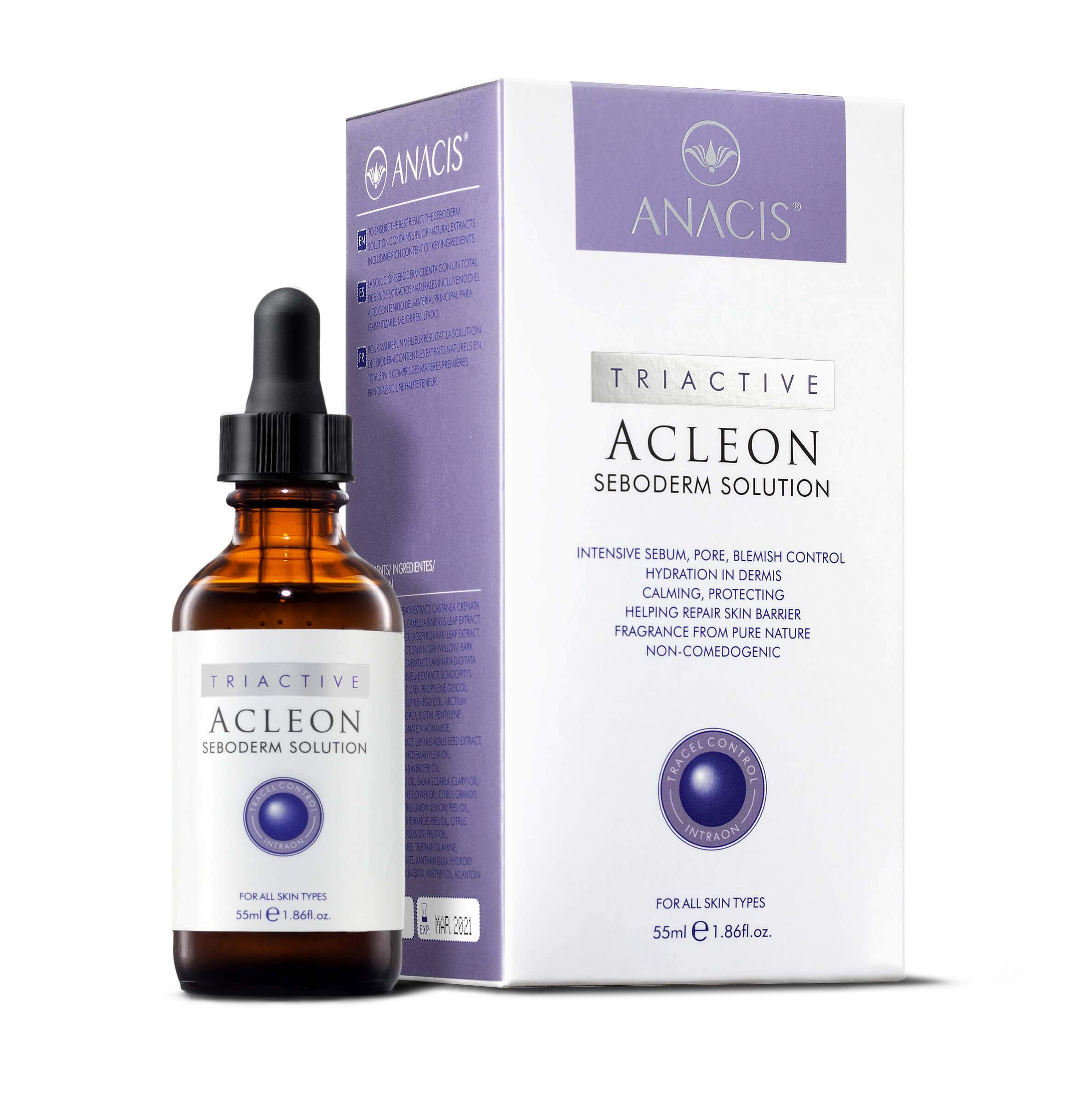 Intensive Anti Acne Serum Problematic Skin Face Care Acne Prone Skin | Anacis  - Medactiveshop