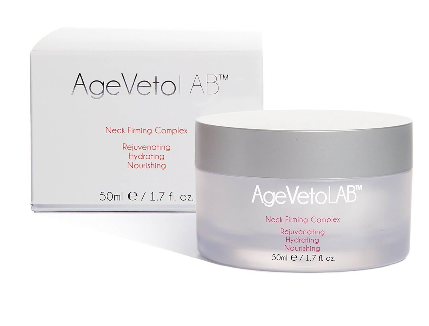 Neck Firming Rejuvenating Chin Moisturizing Slimming Hydrating Nourishing Cream Face Care | AgeVeto  - Medactiveshop
