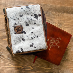 BRAND NEW! STS Cowhide Bible Cover