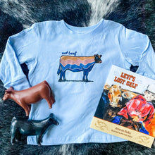 Load image into Gallery viewer, Kids Tee - Retro Eat Beef