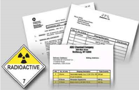 DOT and NRC Requirements for Shipping Radioactive Empty Packages
