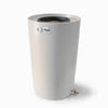 Villa | Tijeras Rain Barrel | White | 100 Gallon Vertical