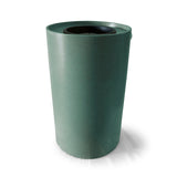 Villa | Tijeras Rain Barrel | Sherwood Green with Speckle | 100 Gallon Vertical