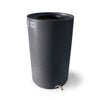Villa | Tijeras Rain Barrel | Dark Grey with Speckle | 100 Gallon Vertical