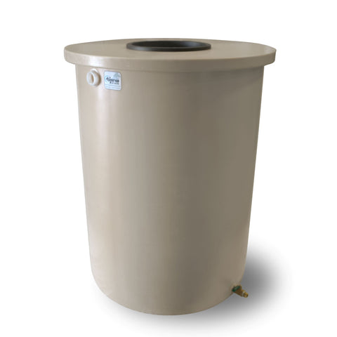 Villa | Tijeras Rain Barrel | Wickertone | 200 Gallon Vertical - Tijeras Rain Barrels