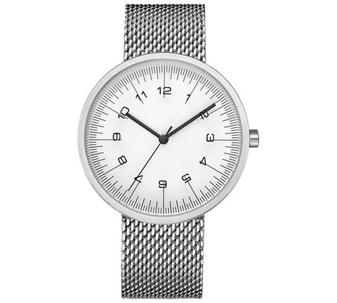 Silverwall Watch