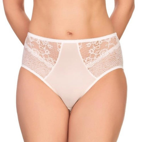 Bridal Semi Sheer Brief Panty