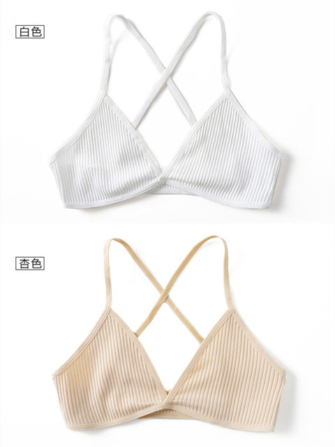 Comfort Cotton Bras for Women