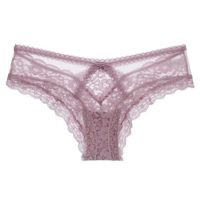 Sexy Lace Hollow Out Panty