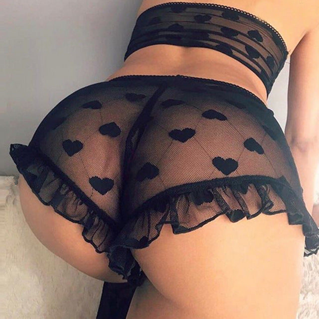 Sexy Lace Underwear for Ladies