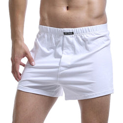 Men's Soft Stretch Loose Fit Knit Boxer