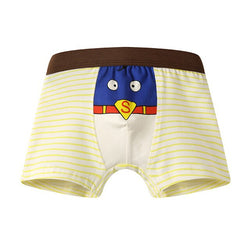 Comics Boxers Briefs Underwear for Baby Boys