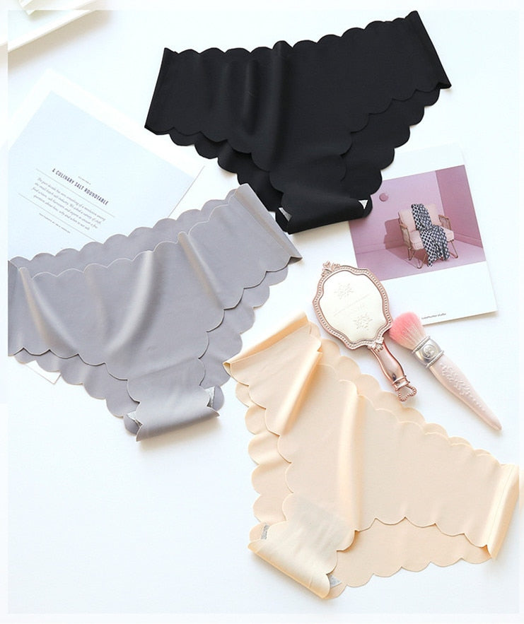 High-Quality Sexy Seamless Cotton Panties