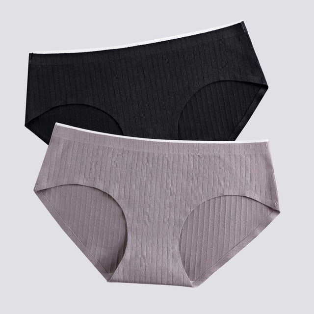 Seamless Cotton Panties for Women