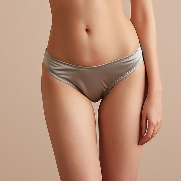 Real silk womens panties