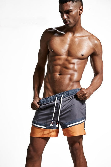 Men swim shorts