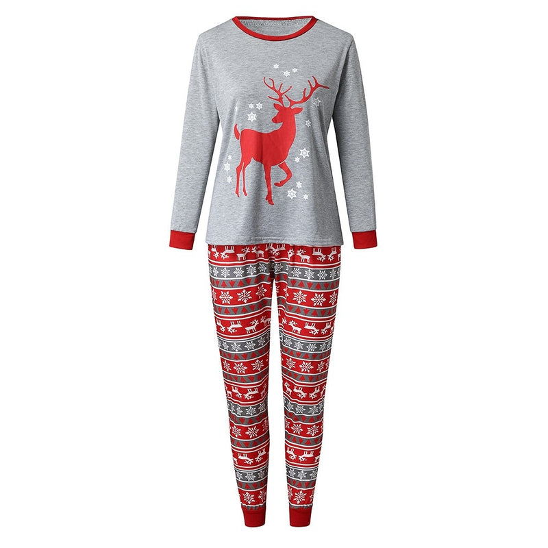 Christmas Women Pajamas Set